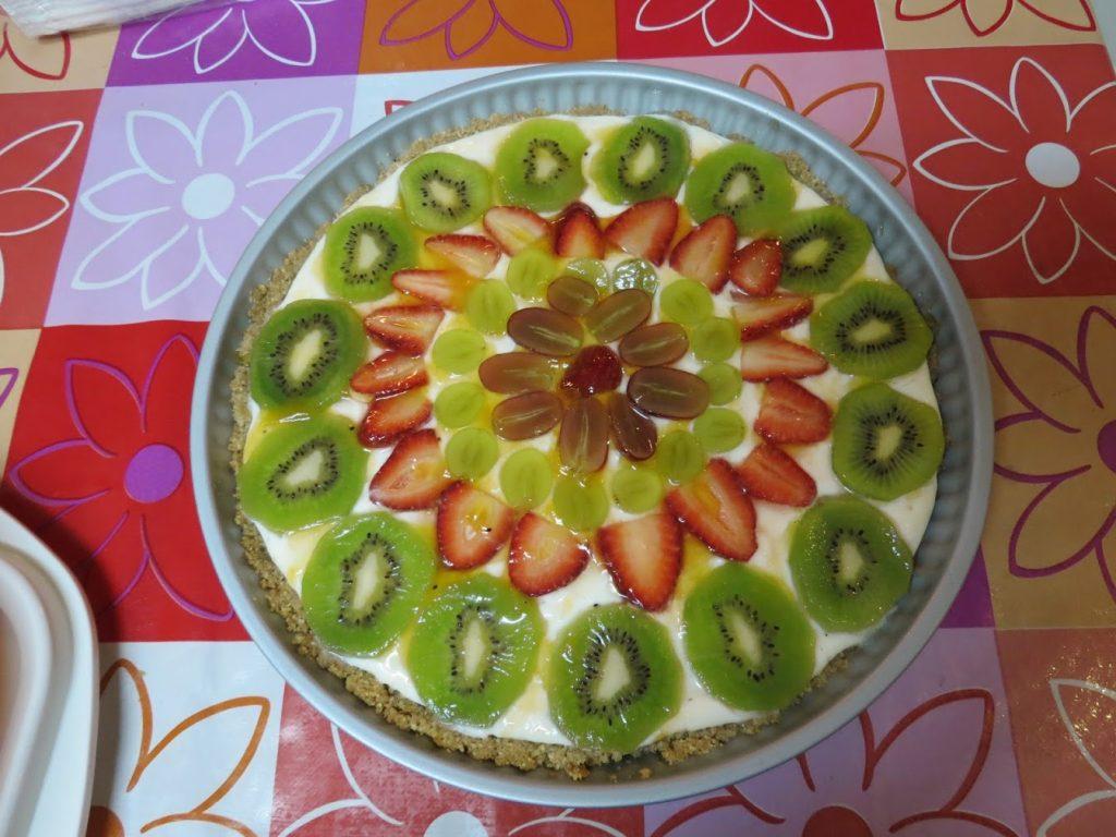 פאי פטיסייר ופירות